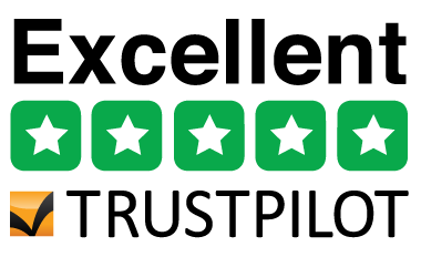 Trustpilot Excellent review badge for Yorkshire Marquee Hire